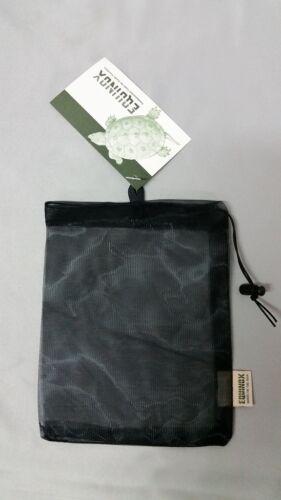NEUF EQUINOX No-See-Um Mesh Stockage Ditty Bag 5.5x7 Stuff Sack/Cordlock 2-Pack