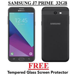 Details about Samsung Galaxy J7 Prime Pro GSM LTE Black 5 5 32 GB SM-J727T  GSM Unlocked Global