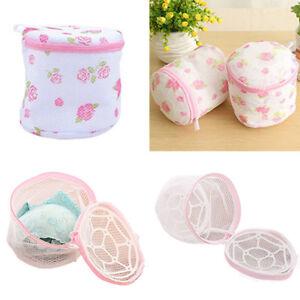 HO-AU-KE-Durable-1-Pc-Laundry-Useful-Mesh-Net-Basket-Washing-Storage-Zipper-B