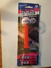 Carded MLB Pez Dispenser SAN FRANCISCO GIANTS BASEBALL