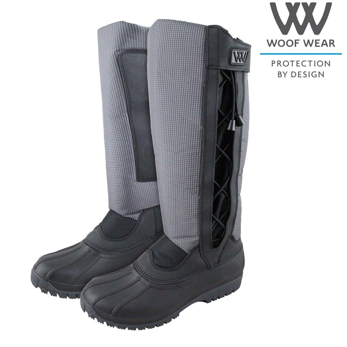 Woof Wear Laced Long Yard Boot
