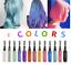 miniature 1 - 8 couleurs MAGNIFIQUE de cheveux teinture pour cheveux temporaire Non toxiques