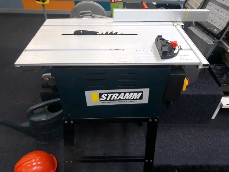 Steam Table saw