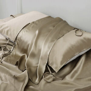 1pcs 19 Momme 100 Mulberry Silk Pillowcase Pillow Covers
