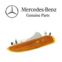 Mercedes Clk320 Clk500 Front Passenger Right Bumper Turn Signal Light Oes