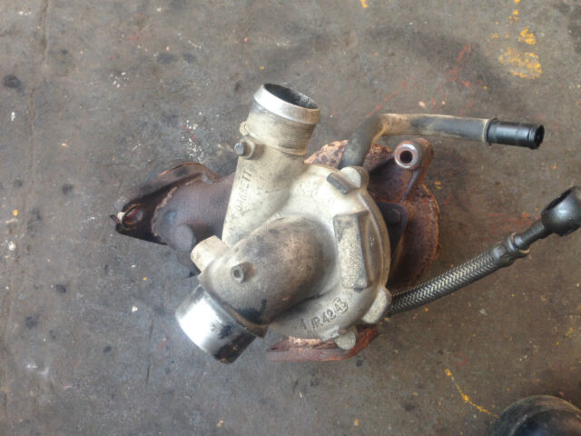 Citroen C8 Fiat Ulysse Peugeot 807 2.2hdi turbo charger 2.2 HDI 707240-2