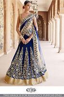 Indian Wedding Cultural traditional designer party wear Lehenga Choli & Blouse