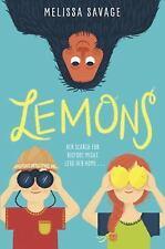 Lemons by Melissa Savage (2017)