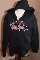 Tony Hawk Boy's Black Fleece Hoodie Jacket Boy Size M 10 - 12