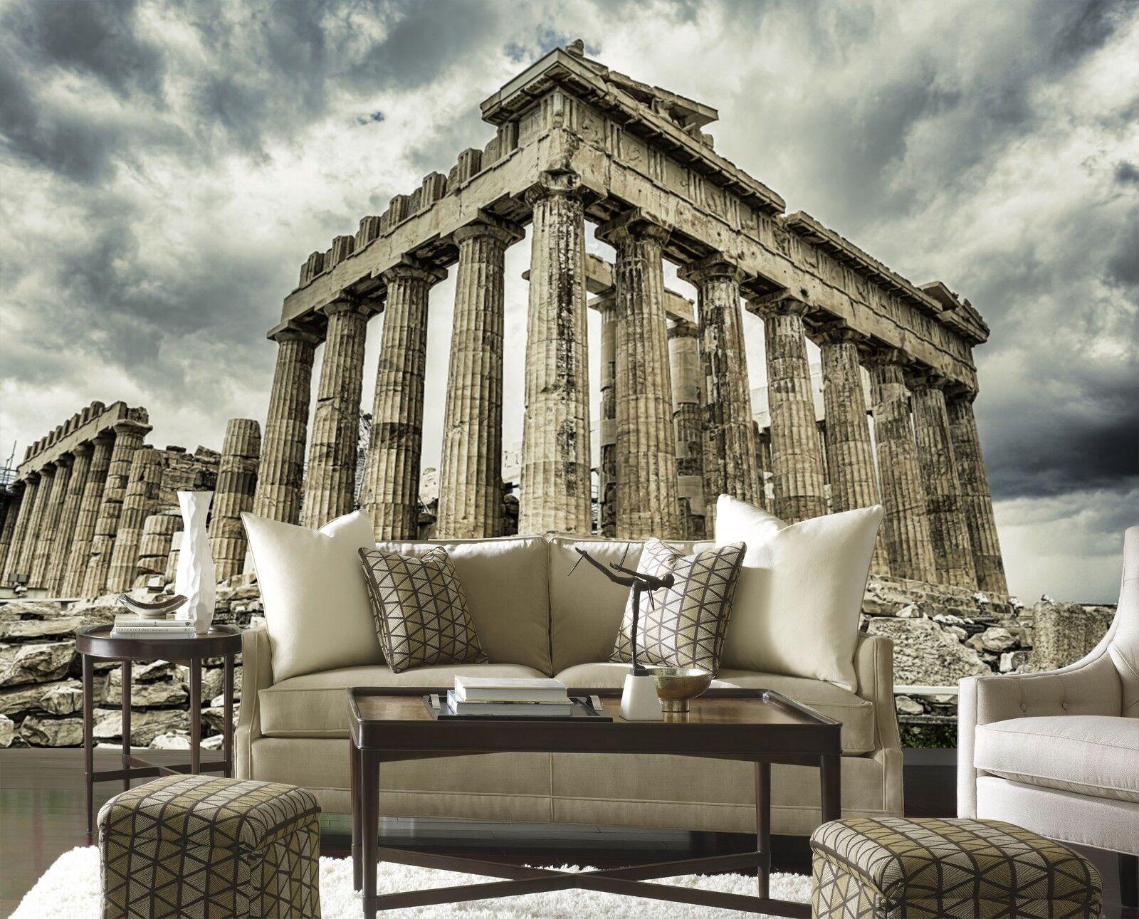 3D Kolosseum 573 Tapete Tapeten Mauer Foto Familie Tapete Wandgemälde Summer