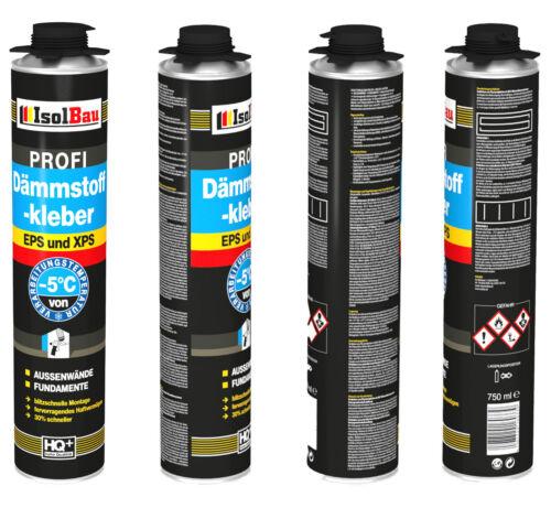 Dämmstoffkleber  Klebeschaum Perimeterkleber PU  Reiniger Qualität SELBSTSELEKT