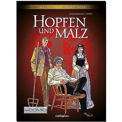 Hopfen und Malz SaBa 1 Familiensaga belgische Brauerei Dynastie COMIC History