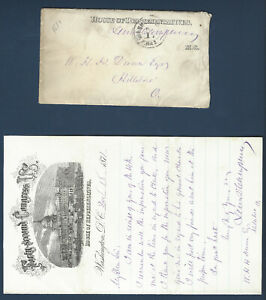 1871-HOUSE-OF-REPRESENTATIVES-COVER-WITH-LETTER-LEWIS-D-CAMPBELL-FREE-POSTMARK