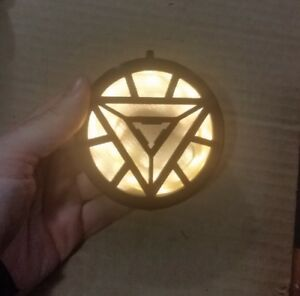 Awesome ... Iron Man Arc Reactor Cosplay Stampato 3D