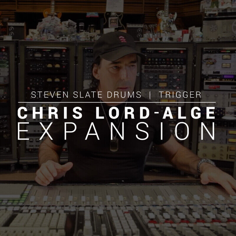 Steven Slate Drums CLA Expansion for SSD5 (Electronic Delivery) - Authorized ...