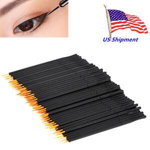 Makeup-Disposable-Eyeliner-Brush-Wand-Applicator-Cosmetics-Eye-liner-Brushes