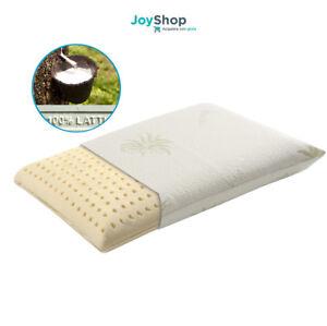 Cuscino Lattice Modello Saponetta.Cuscino Guanciale 100 Lattice Saponetta O Doppia Onda Per