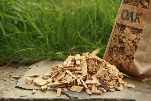 Cibo Fumatore legno 3l compra 2 paghi 3 OFFERTA BARBECUE FUMARE trucioli di legno Freddo Fumatore Patatine