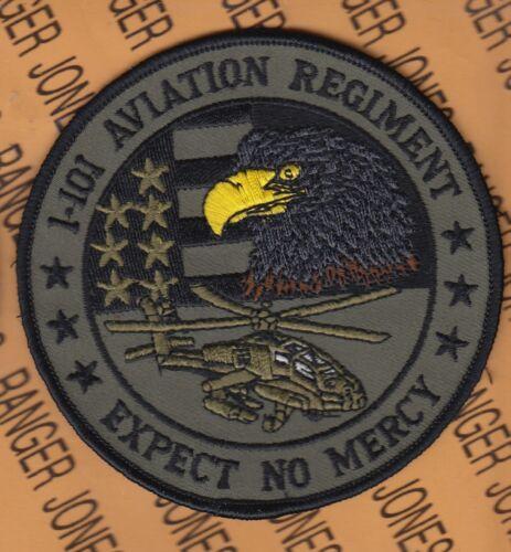 "US Army 1st Bn 101st Aviation Regt Airborne Air Assault flight 4/"" patch"