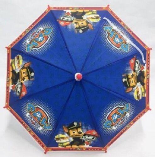 Paw Patrol Children`s Umbrella,Pinch Proof