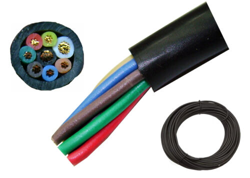 Eight Wire Antenna Rotator Cable 150/' High Quality 8 Conductor Rotor Wire