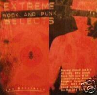 Various Artists - Extreme Rock And Punk Selects - Cd, 2000