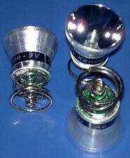 Bulbo Xenon 9.0 V. Compatibile Surefire Nitrolon G2 - G3 e 6P - 9P - 125 Lumen.