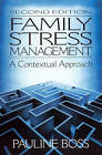 Family Stress Management: A Contextual Approach by Pauline Boss (Paperback, 2002)