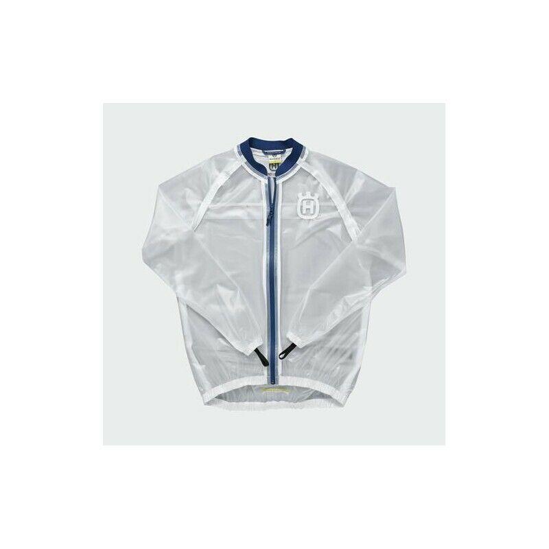 HUSQVARNA RAIN JACKET//MOTOCROSS//ENDURO//TRIALS//ACCESSORIES//CLOTHING//3HS200019503