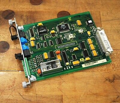 Indramat DSS02.1 Indramat Sercos Interface Module 109-0852-4B01-07 USED