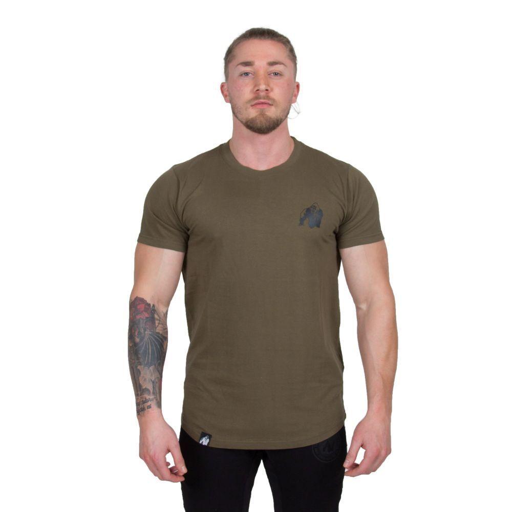 GORILLA WEAR Bodega T-Shirt Army Green