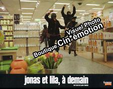 4 Photos Cinéma 21x27.5cm (1999) JONAS ET LILA, À DEMAIN Alain Tanner - Robart