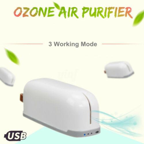 Refrigerator Air Purifier Deodorizer Ozone Generator Sterilizer Odor Remover
