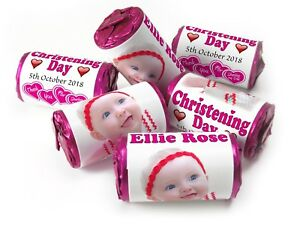 Personalised-Mini-Love-Heart-Sweets-for-Christening-with-Image-Girl-V0