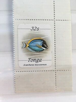 Briefmarke Tonga 32s Australien, Ozean. & Antarktis Briefmarken