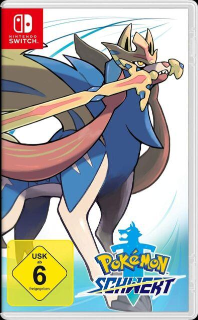 Pokémon Schwert Edition - [Nintendo Switch] NEU + OVP