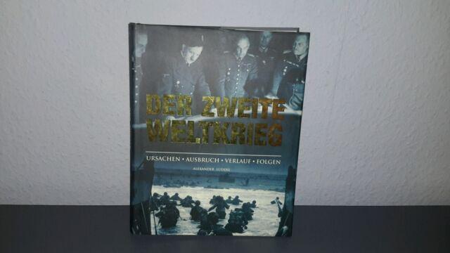 Geschichte des 2. Weltkriegs von Alexander Lüdeke (Gebunden)