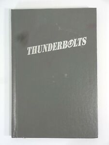 USED-2010-Thunderbolts-Marvel-Hardcover-Luke-Cage-Exclusive-Comic-Book