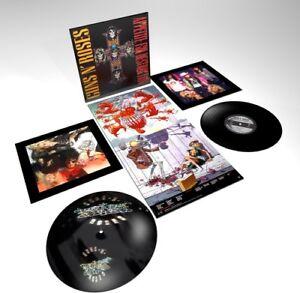 Guns-N-Roses-Appetite-For-Destruction-New-Vinyl-LP-Explicit-Ltd-Ed-180-Gra