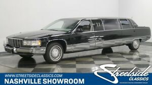 1995-Cadillac-Fleetwood-Limousine
