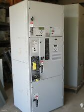Asco 7000 Series 600 Amp 480 Volt Transfer And Bypass Switch Ats275