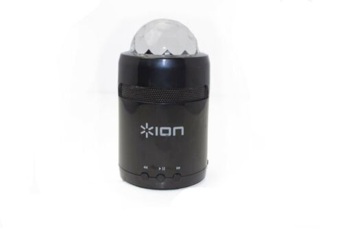 Ion Audio Party Starter Portable Speaker w// Built-In Light Show