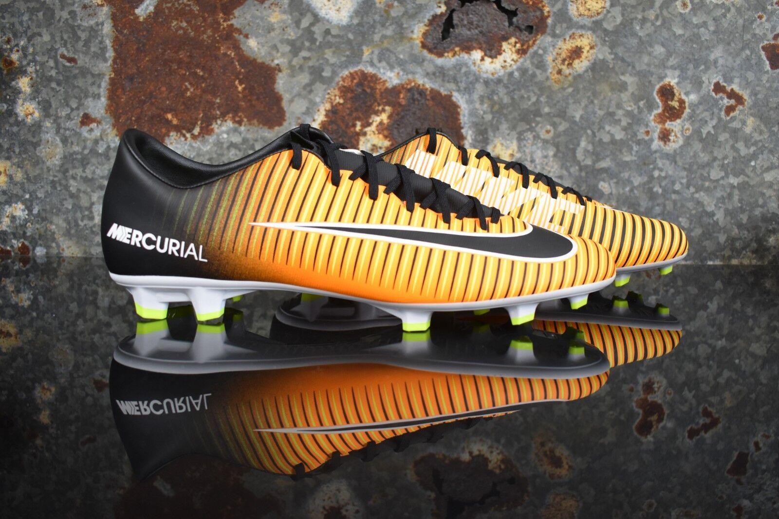les nouvelles nike versatile orange fg foot victoire vi fg orange 831964-801 au laser taille 13 e5a713