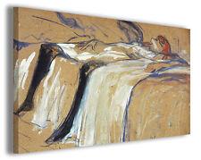 Quadro moderno Henri de Toulouse Lautrec vol VI stampa su tela canvas famose