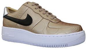Details zu Nike Air Force 1 AF1 UPSTEP LOTC QS Damen Turnschuhe Sneaker Gr. 35,5 39 NEU
