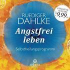 Angstfrei leben von Ruediger Dahlke (2016)