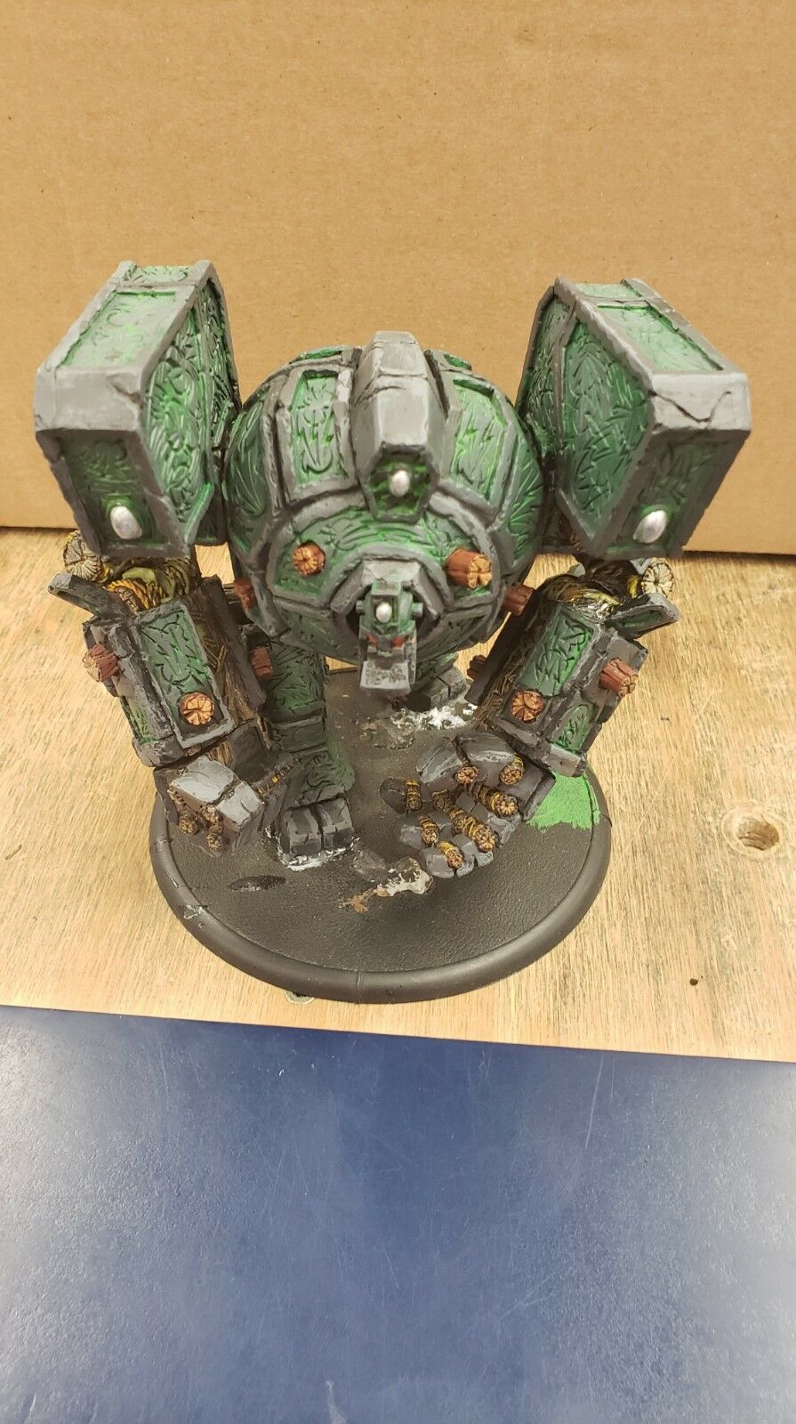 Hordes  Circle Orbgolds Woldwrath Gargantuan Painted and Assembled