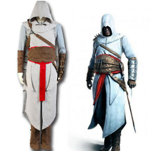 Assassin S Creed Revelations Altair Battle Suit Outift Halloween