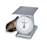 Edlund Hd-200 200lb Graduation Top Loading Counter Model Dial Type Portion Scale