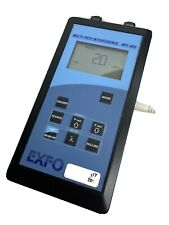 Exfo Multi Path Interference Meter Mpi 800 Optical Network Tester